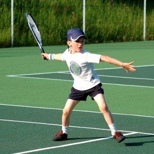 Child Tennis