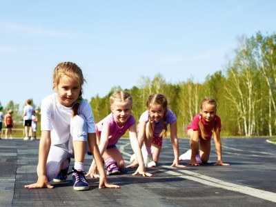 Children_racing