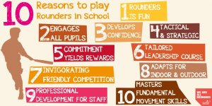 10 reasons to play rounders