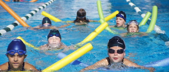 swimming assessment for learning task