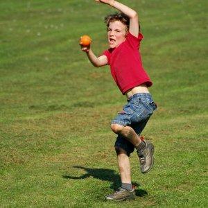 Child Cricket
